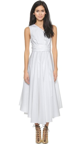 white-tibi-one-shoulder-wrap-dress-screen